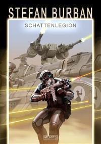 Das gefallene Imperium 4: Schattenlegion, Stefan Burban