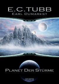 Earl Dumarest 1: Planet der Stürme, E. C. Tubb